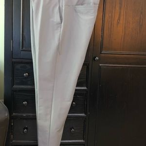 "North Face Men's Gray Pants Size 40"" Inseam 30"""